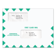 Picture for manufacturer 9.5 x 11.5 Tax Software Envelope (Confidential)