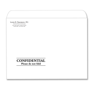 Picture for manufacturer Designer Tax Return Envelope (Confidential)