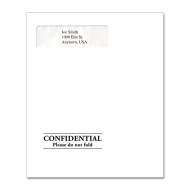 Picture for manufacturer Multi-Purpose Tax Return Envelope (Confidential)