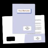Picture for manufacturer Success Tax Return Folders (Light Blue)