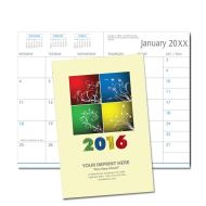Picture of Artsy Festive Monthly Pocket Planner (CB07)
