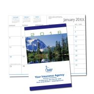 Picture of Snowy Mountains Monthly Pocket Planner (CB13)