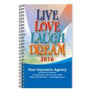 Picture of Live Love Laugh Dream Diary (CB17)
