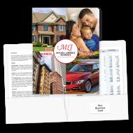 Picture for manufacturer Pre-Designed Insurance Folders (Full Coverage)