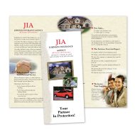 Picture for manufacturer Agency Capabilities Brochure Style 501