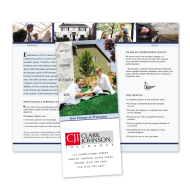 Picture for manufacturer Agency Capabilities Brochure Style 505