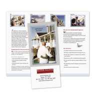 Picture for manufacturer Agency Capabilities Brochure Style 507