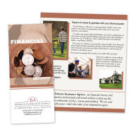 Picture for manufacturer Financial Insurance Cross-Sell Brochure