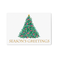 Picture for manufacturer Patriotic Season's Greetings Greeting Card
