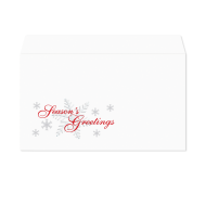 Picture of Season's Greetings Pocket Planner Envelopes