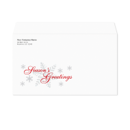 Picture of Season's Greeting's Desk Calendar Envelopes
