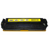 Picture of HP 305A Yellow Toner Cartridge (CE412A)