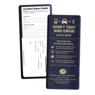 "Picture for manufacturer ""Don't Text & Drive"" Insurance Card Holder Kits"