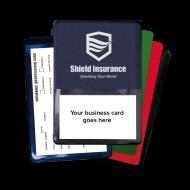 Picture for manufacturer Agency Branded Insurance Card Holder