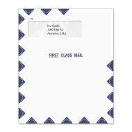 Picture of First Class Multi-Purpose Tax Return Envelope