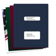 Picture of Double Window Tax Software Folders