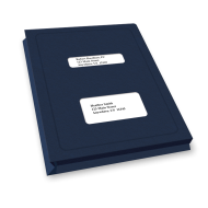 Picture of Expansion Double Window Tax Software Folders