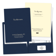 Picture for manufacturer Tax Return Folders