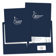 Picture of IIABA® & Trusted Choice Branded Logo Folders