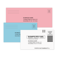 Picture of Self Addressed Envelopes