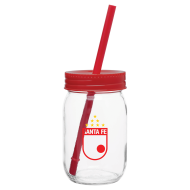 Picture for manufacturer 16 oz. Mason Jar with Color Lid