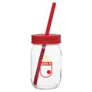 Picture for manufacturer 16 oz. Mason Jar with Color Lid
