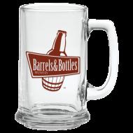 Picture for manufacturer 15 oz. Glass Beer Mug Tankard