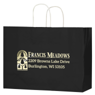 Picture for manufacturer Gloss Paper Shopper Bag - 16 x 13 x 6