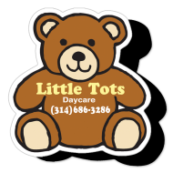Picture for manufacturer Teddy Bear Magnet