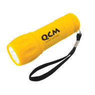 Picture for manufacturer Rubberized Flashlight With Strap