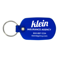 Picture for manufacturer Soft Vinyl Oval Key Tag