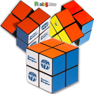 Picture of Rubik's® 4-Panel Mini Stock Cube
