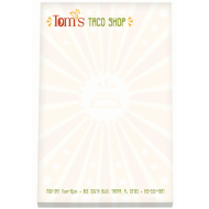 """Picture for manufacturer BIC® 4"""" x 6"""" Non-Adhesive Notepad"""