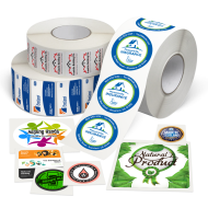 Picture of Custom Roll Labels