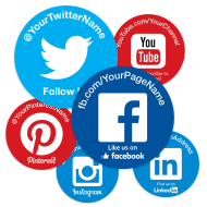 Picture for manufacturer Social Media Stickers