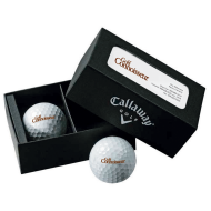 Picture for manufacturer Callaway® Custom Golf Balls in Business Card Box