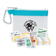 Picture of First Aid Kit with Carabiner