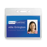 Picture for manufacturer Vinyl Badge Holders