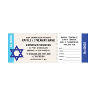 Picture for manufacturer Jewish Raffle Tickets