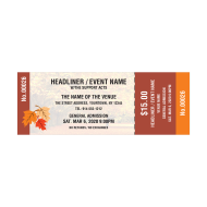 Picture for manufacturer Fall Event Tickets