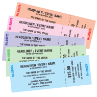 Picture for manufacturer Generic Event Tickets