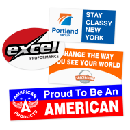 Picture for manufacturer Bumper Stickers