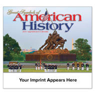 Picture for manufacturer Great Symbols of American History Wall Calendar