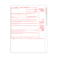 Picture for manufacturer Form 1098-C - Copy A Federal (5901)