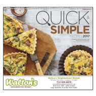Picture for manufacturer Quick & Simple Recipes Wall Calendar
