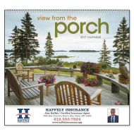 Picture for manufacturer View from the Porch Wall Calendar