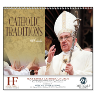 Picture for manufacturer Catholic Traditions Wall Calendar
