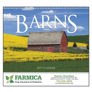 Picture for manufacturer Barns Wall Calendar