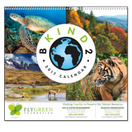 Picture for manufacturer B Kind 2 Earth Wall Calendar