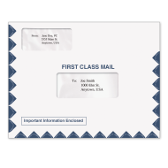 Picture for manufacturer Expandable 10 x 13 Tax Software Envelope (Confidential)